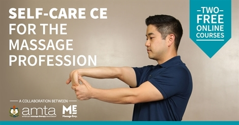 Self-Care CE for the Massage Profession